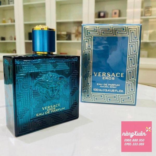 Review nước hoa Versace Eros EDP