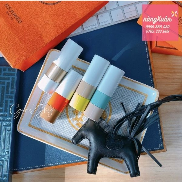 Hermes Rouge Satin Lipstick Limited 2021