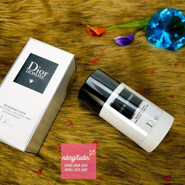 Lăn khử mùi nam Dior Homme