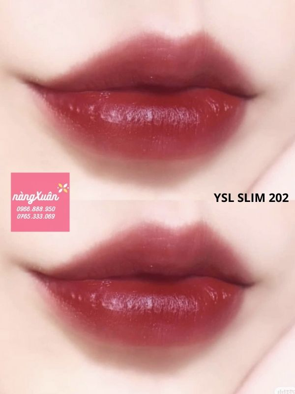 Review Son YSL The Slim 202