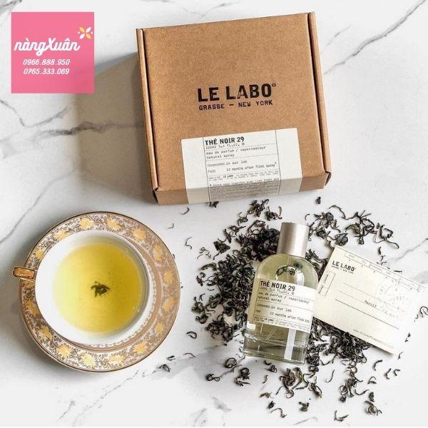 Review mùi hương Le Labo 29