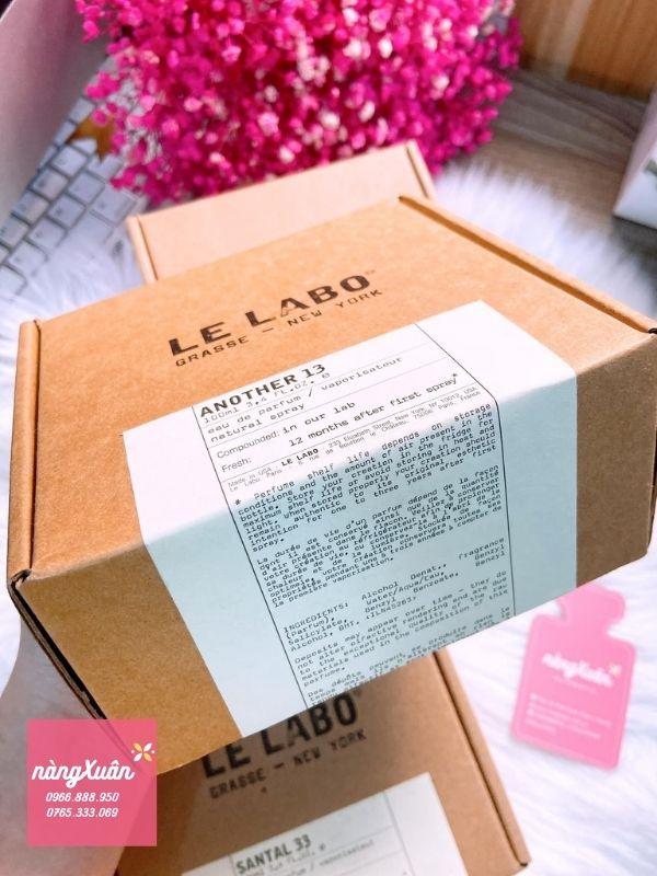 Nước hoa Le Labo 13 100ML chính hãng