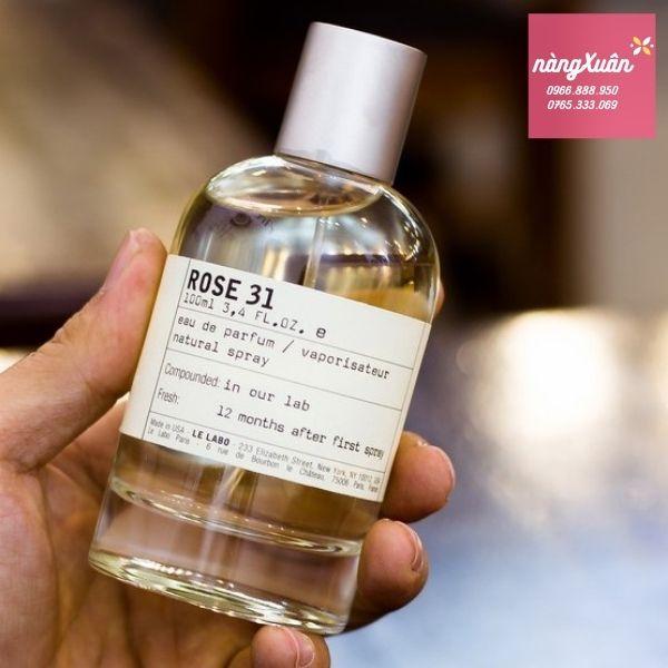 Review Le Labo Rose 31 chính hãng