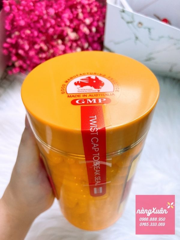 Review sữa ong chúa Costar Royal Jelly