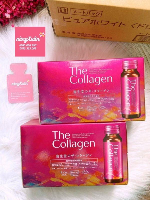 The Collagen có sẵn tại shop