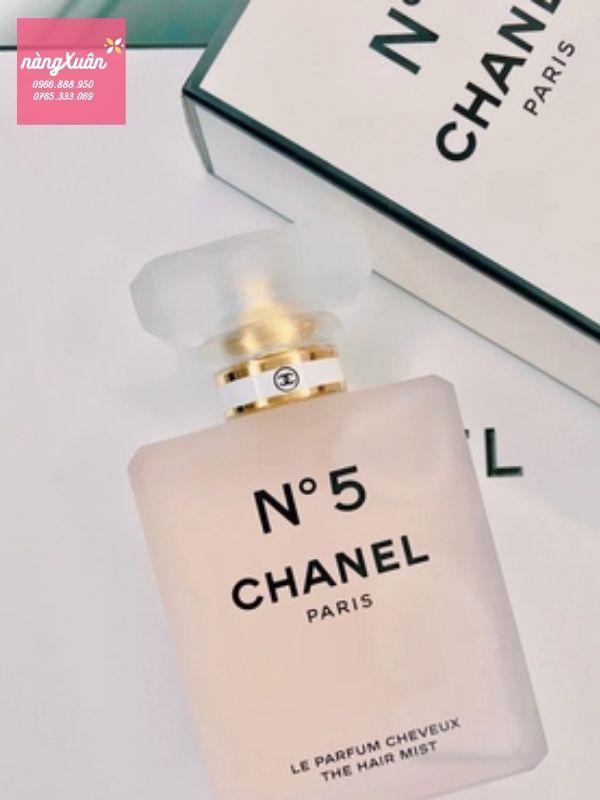 Đánh giá nước hoa cho tóc Chanel No 5