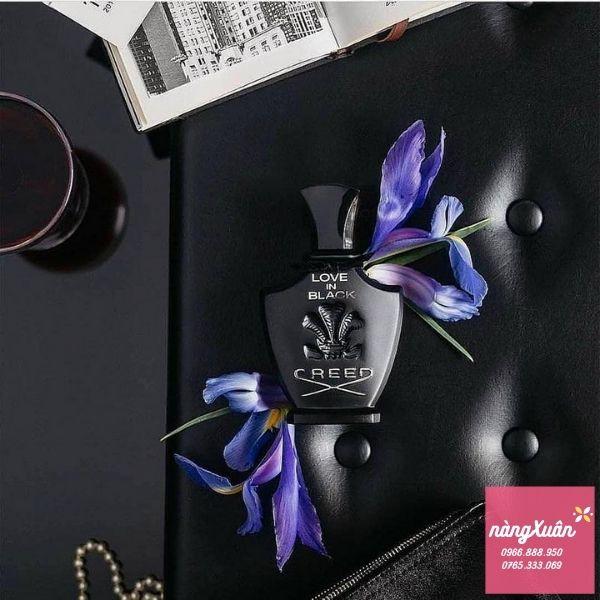 Mùi hương Creed Love in Black
