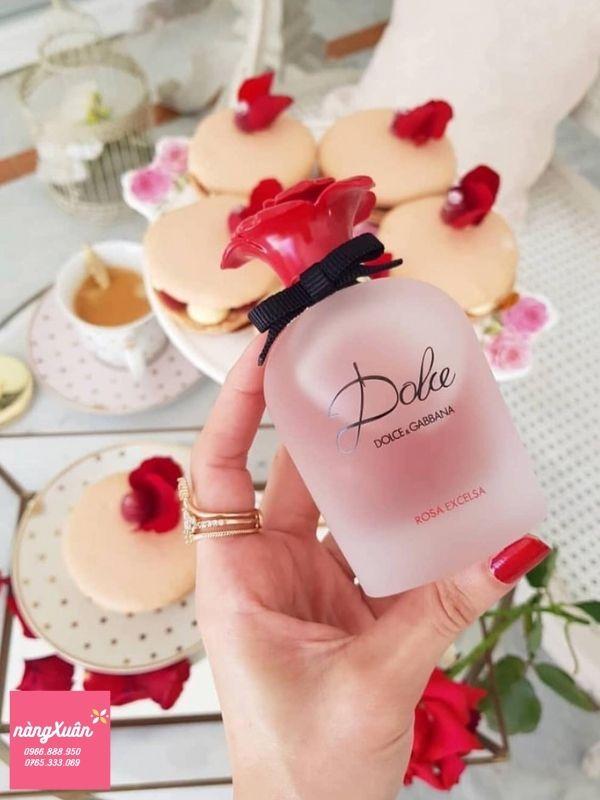 Nước hoa D&G Rosa Excelsa