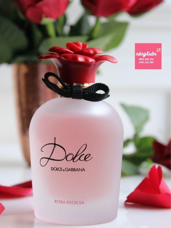 Nước hoa D&G Rosa Excelsa EDP 75ML chính hãng