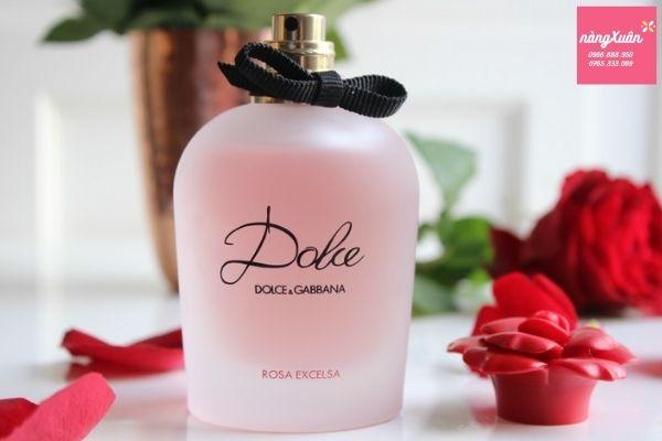 Nước hoa D&G Rosa Excelsa chính hãng
