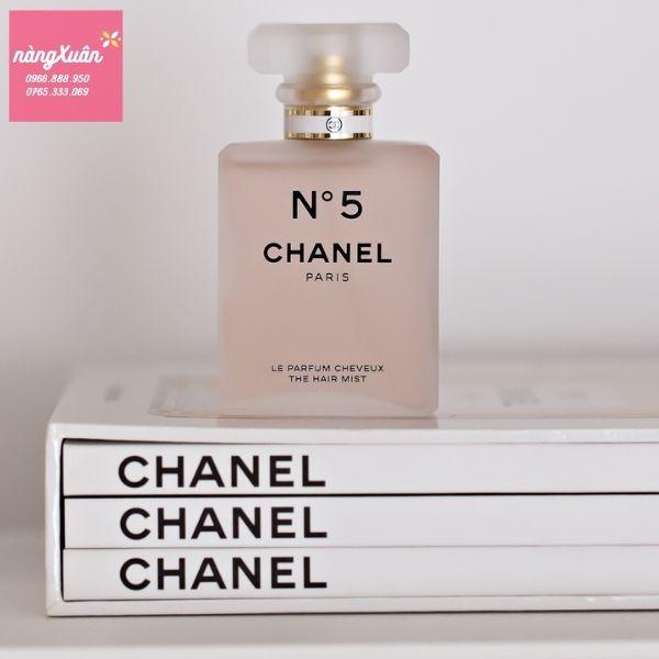 Mua xịt tóc Chanel No5 chính hãng