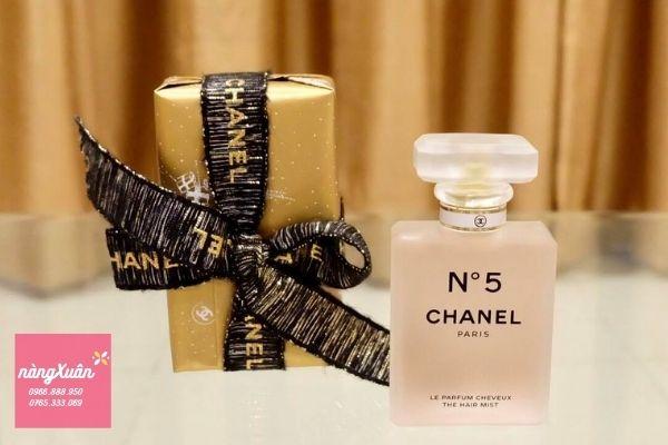 Nước hoa tóc Chanel No 5 chính hãng