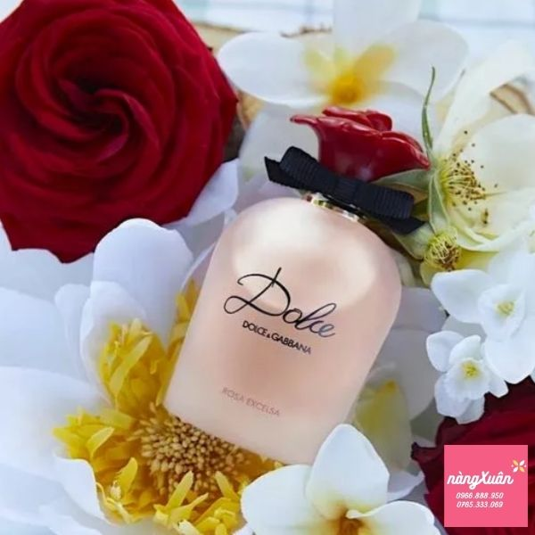 Nước hoa Dolce Gabbana Rosa Excelsa chính hãng