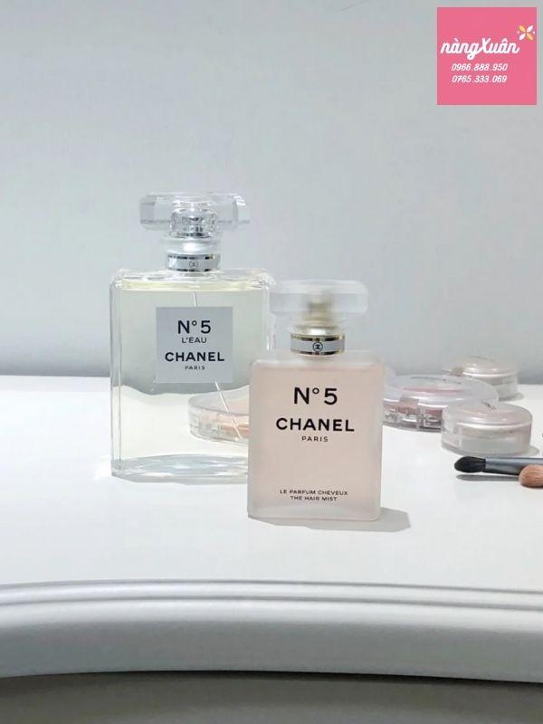 Lấy cảm hứng từ hương nước hoa huyền thoại Chanel No5