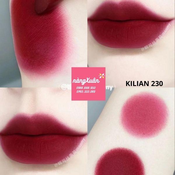 Swatch son Kilian 230 Dangerous Rouge