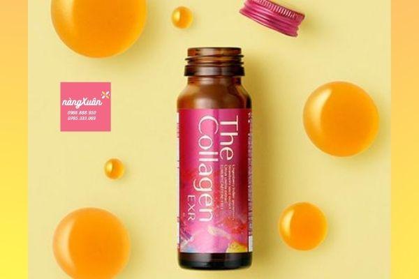 Liều lượng uống collagen Shiseido