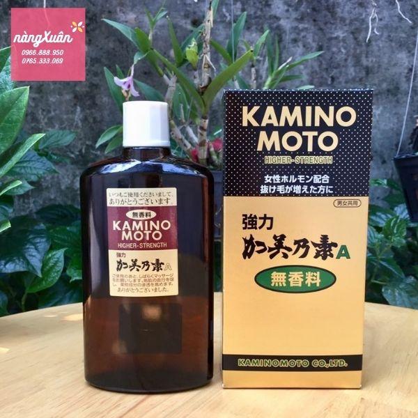 Mọc tóc Kamino Moto Nhật, giá Mọc tóc Kamino Moto Nhật