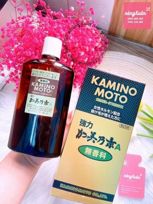 Serum mọc tóc Kaminomoto chính hãng Nhật