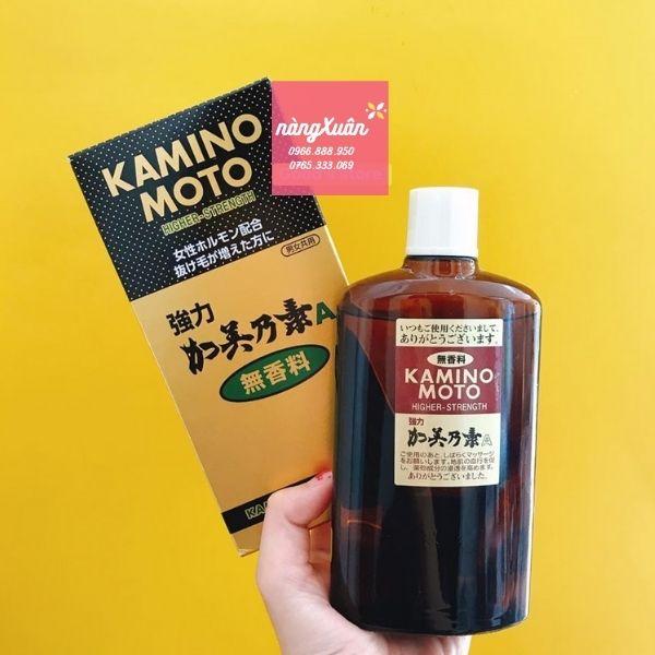 Tinh dầu mọc tóc Nhật Bản