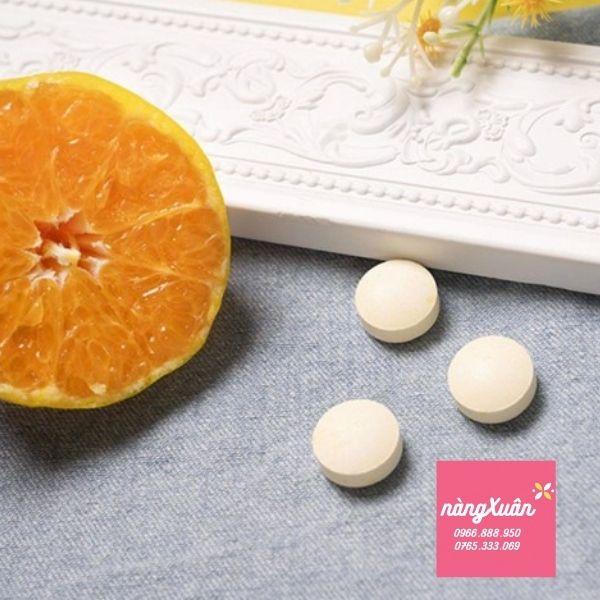 Kẹo ngâm Vitamin C Jeju