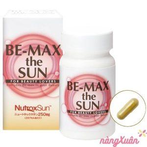 Viên uống chống nắng Be-Max The Sun