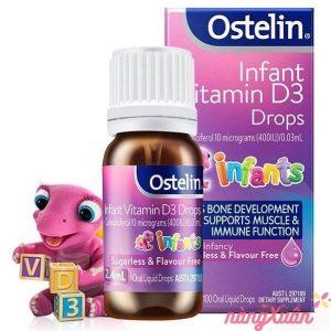Vitamin D3 Ostelin