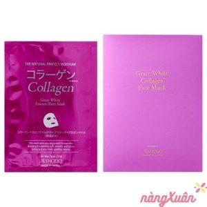 Mặt nạ collagen Aishodo Nhật